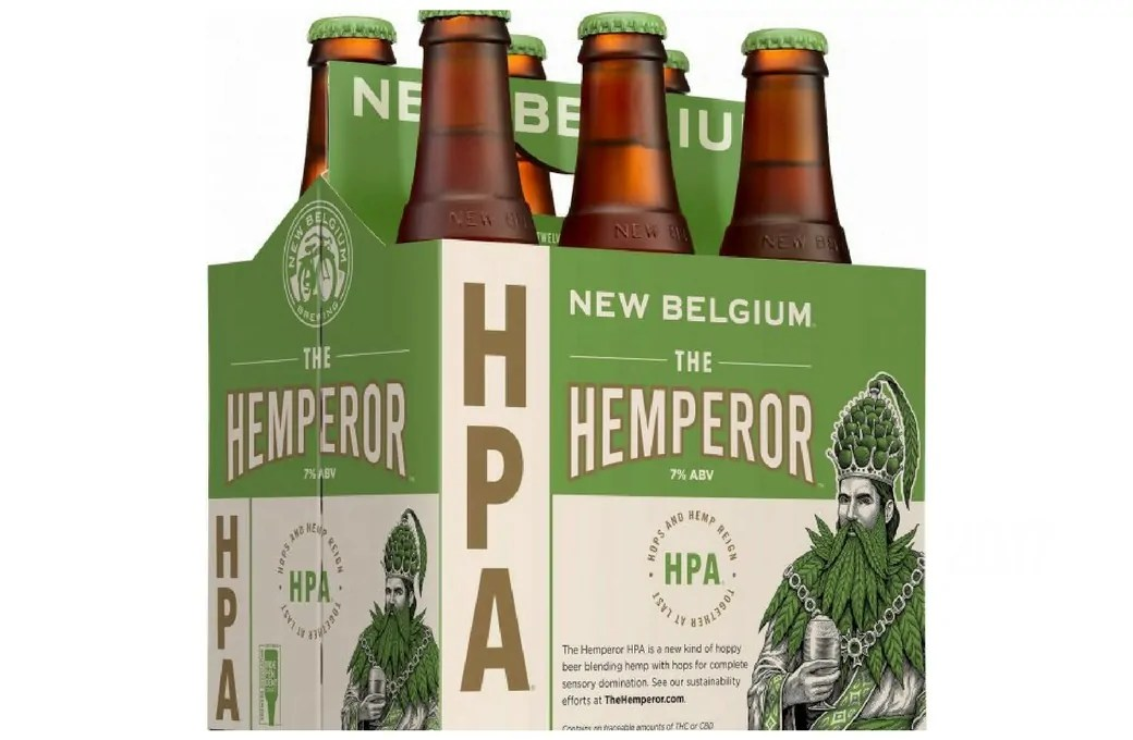 New Belgium Brewing's The Hemperor HPA & the Movement for Hemp Beer